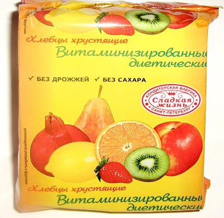 Сухари Галеты Хлебцы