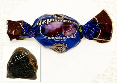 Чернослив в шоколаде производители
